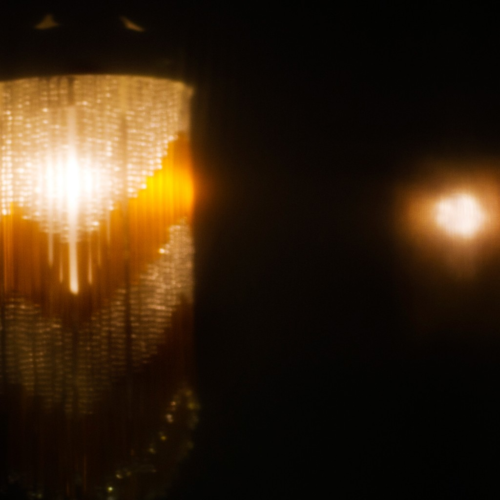 Belle and VidereGlass Beaded Lights