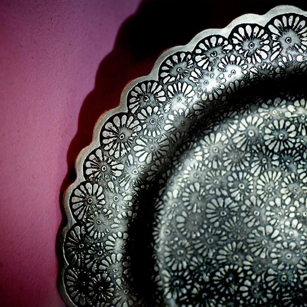 Gordon RobertsonBotanique Plate