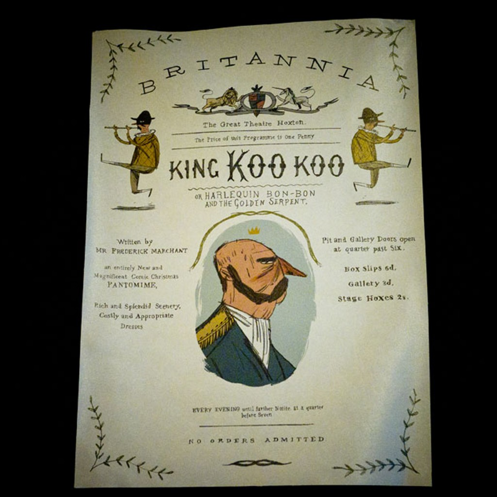 Joe Todd-StantonKing Koo Koo