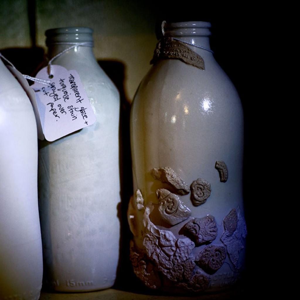 Lilly Octavia BrownMilk Bottles