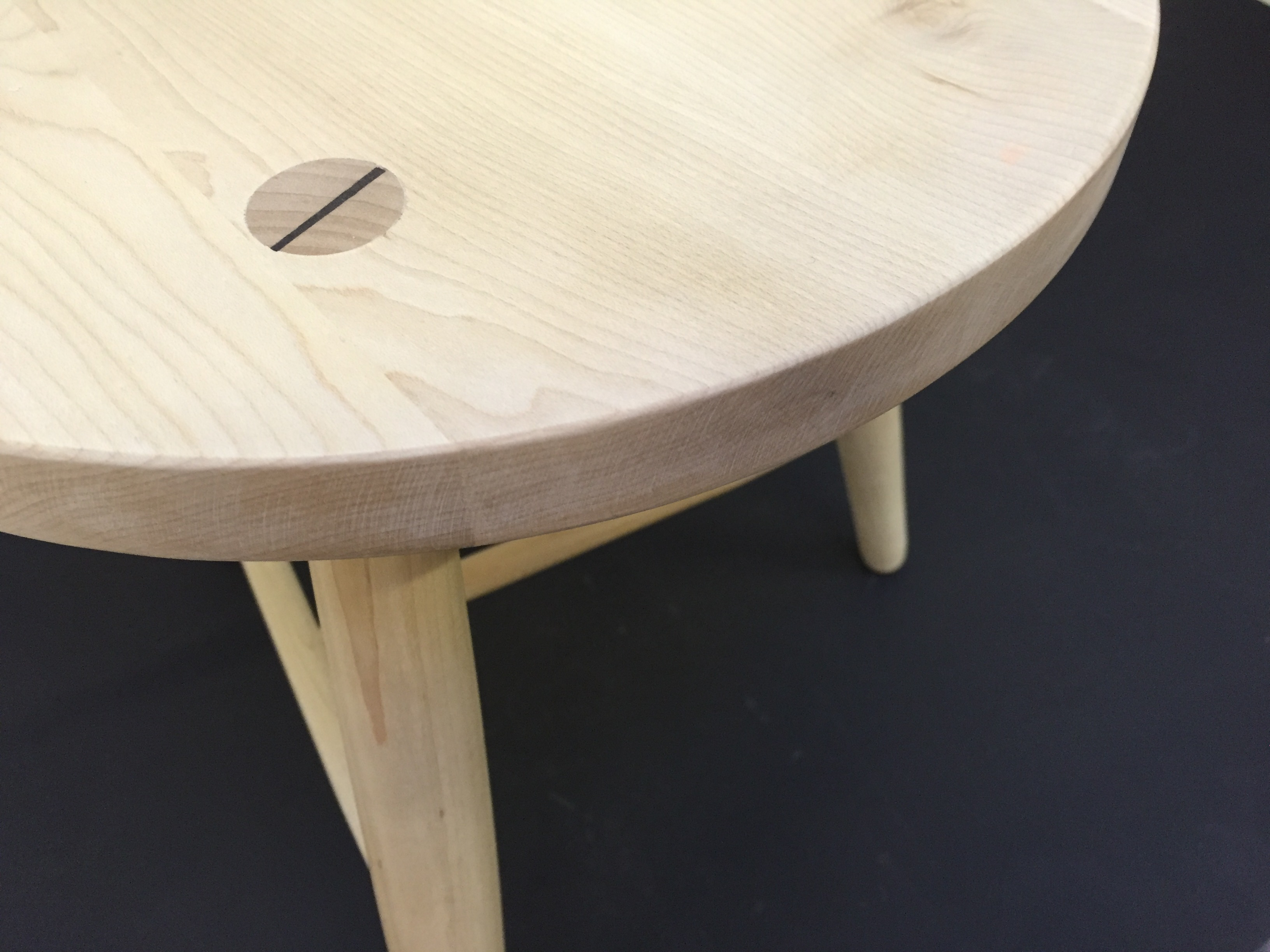 STUDIO LW Are Furniture Makers Emma Leslie And Rhiannon Wilkey.