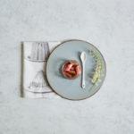 jelly_cake_napkin_grey_rhubarb_flower