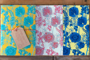 the_summer_garden_a5_notebooks_set_of_3
