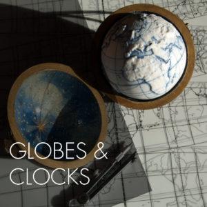 Globes & Clocks