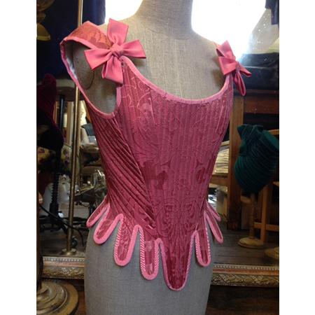 pimpernel-pink-silk-brocade-stay